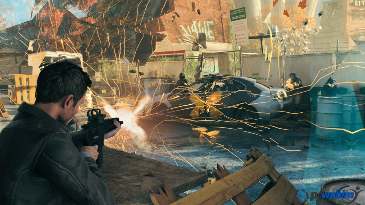 Quantum Break -2