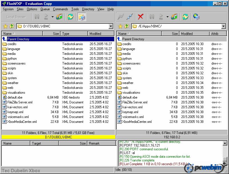 FlashFXP 3.2 İndir