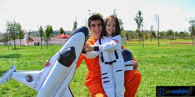 Ilk Uzaya çıkacak Türk Halil Kayıkçı Pc Webim